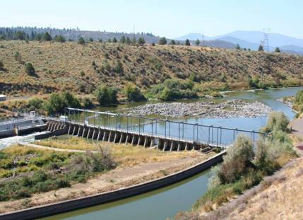 What is River linking project?