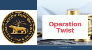 Operation Twist by RBI