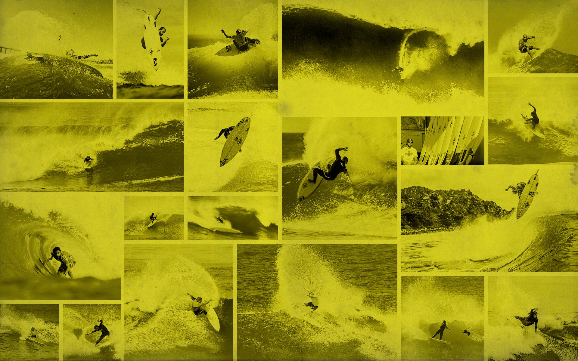 XANADU SURF DESIGNS  THEN AND NOW