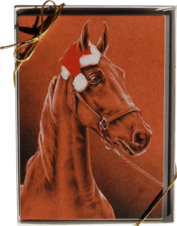 saddlebred-holiday-card