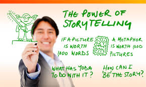 storytelling through blogging and social media for small business marketing