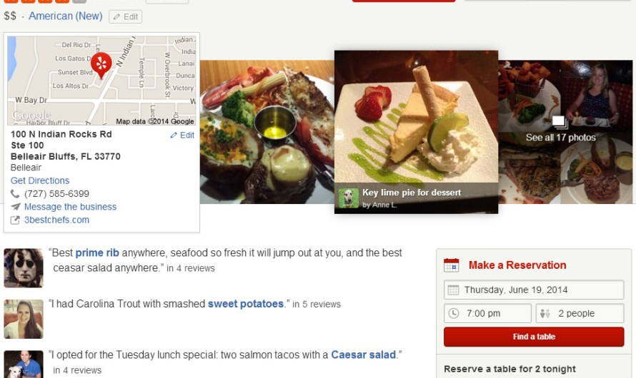 Yelp Direct Message to Businesses Debuts