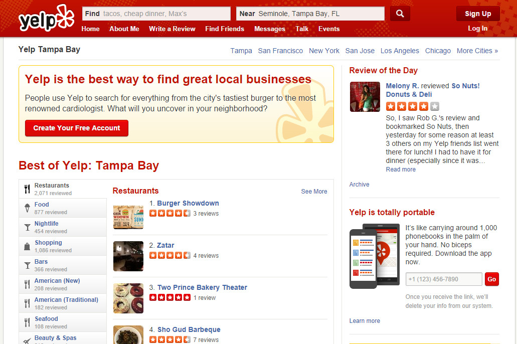 Yelp Wins Pay-for-Play Court Ruling