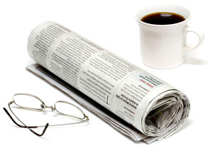 use news headlines for content marketing