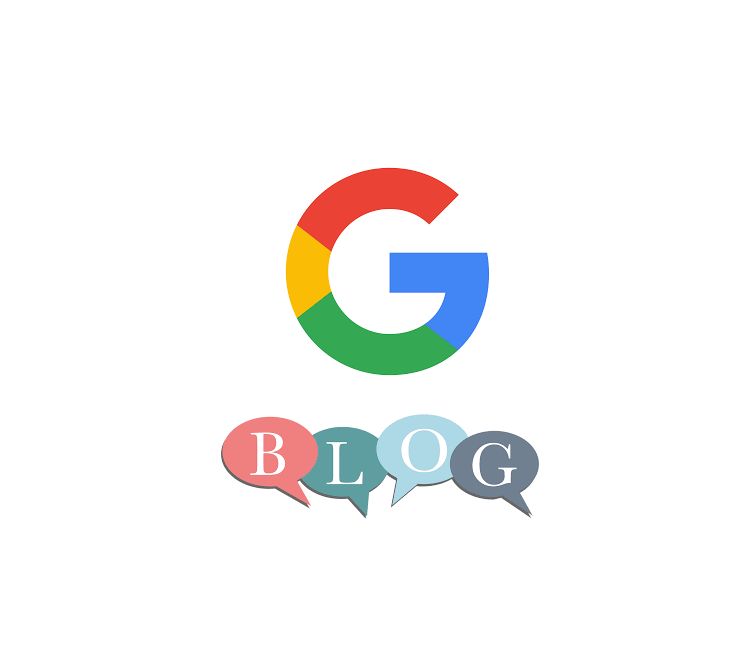 Google blog search results