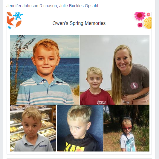 Facebook Spring Memories, Other User CTAs, Expand Fight against 'Context Collapse'