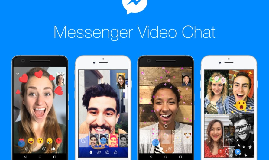 Messenger Video Chat Adds Emoji, Filters, and New Masks