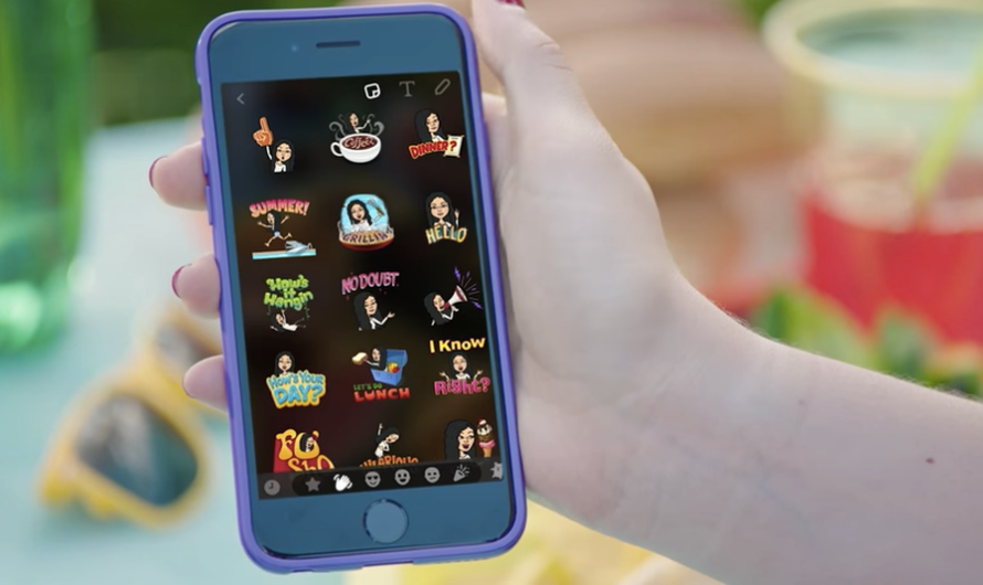 New Snapchat Bitmoji Friend Filters Rolling Out to the Mobile App