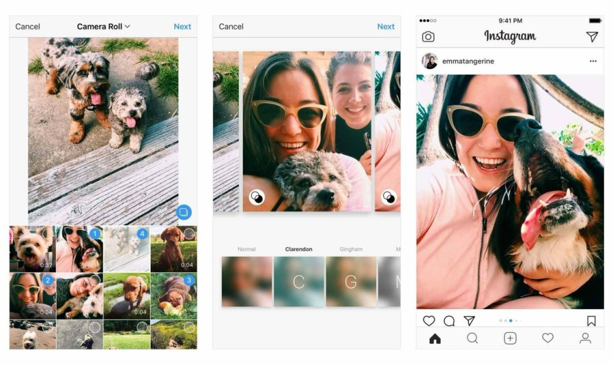 Post Multiple Instagram Landscape Photos, Videos, More Starting Today