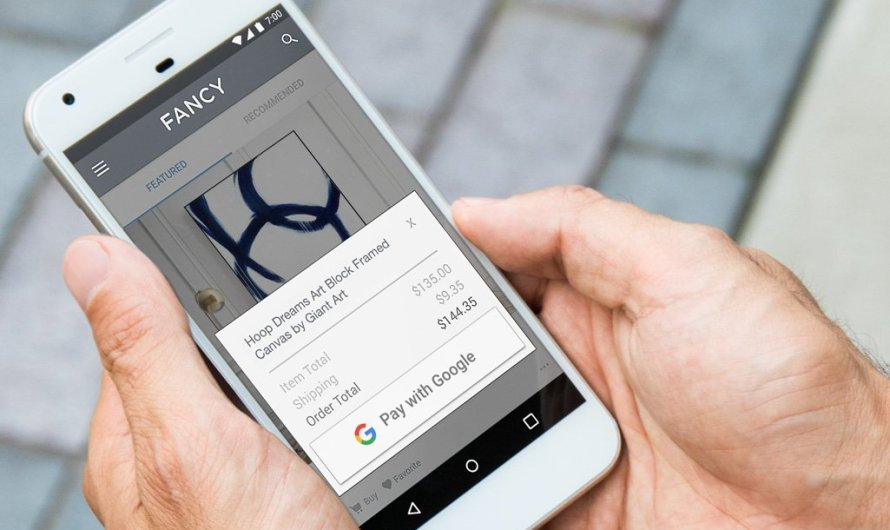 New 'Pay with Google' Option Rolls Out for Mobile Purchases