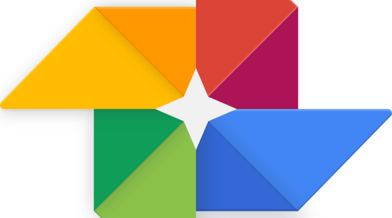 Google Photos image object removal
