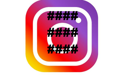 Instagram hashtag follow