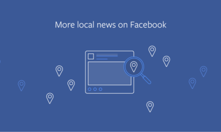 Facebook News Feed local news change