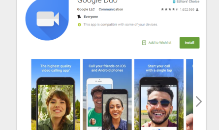 Google Duo voicemail