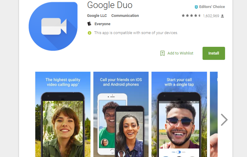 Google Duo Now Sports both Voicemail and Video Messages