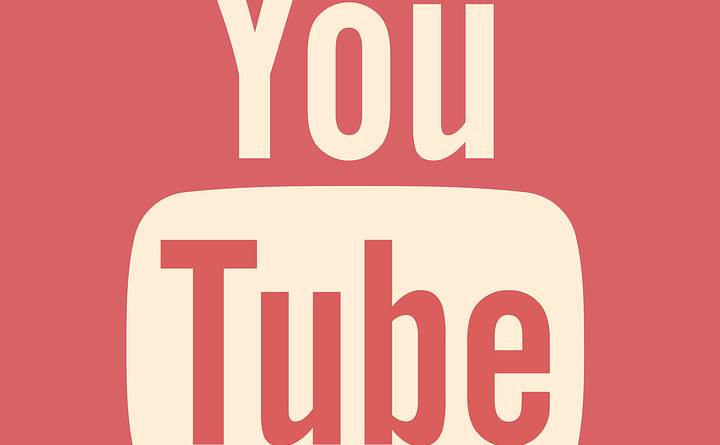 YouTube web browser live stream