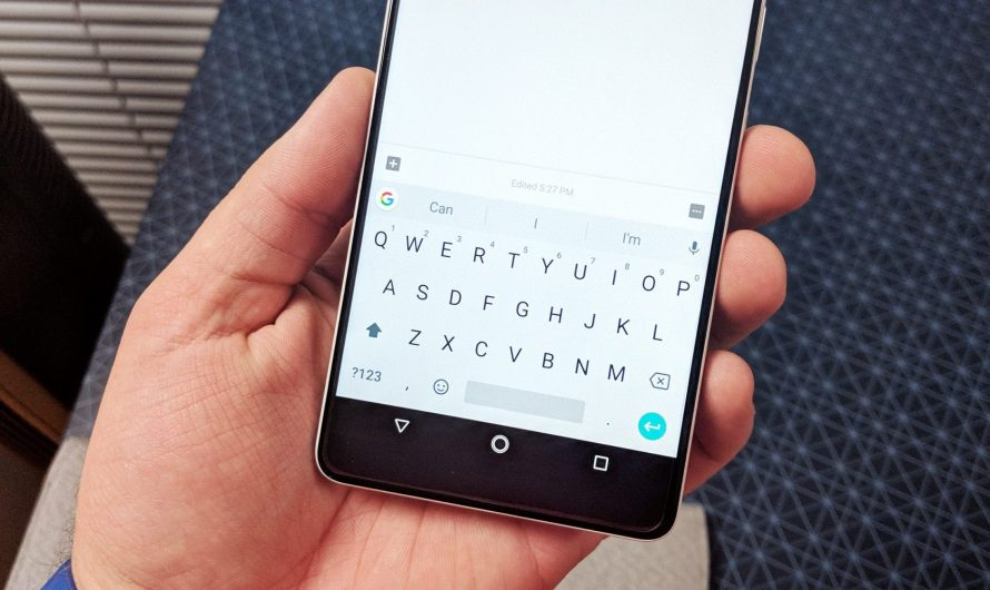 Make a GIF, Add Stickers, and Search Cards with the Newest Gboard