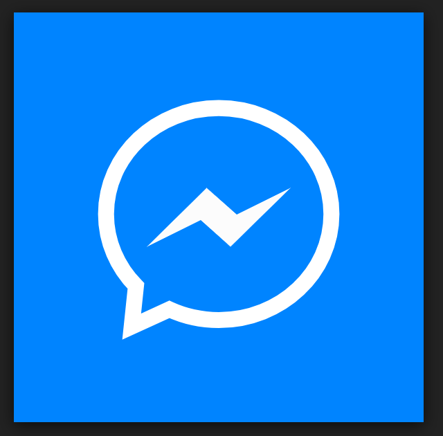 Facebook Messenger iOS app