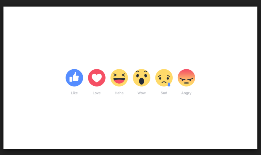 Facebook will No Longer Release Temporary Reactions