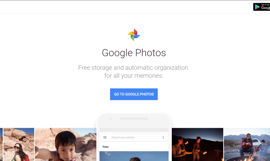 Google Photos for the Web Now Behaves like a Native App