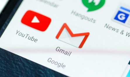Gmail app conversation view