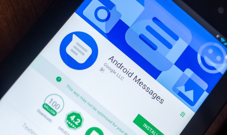 Android Messages Introducing Search with Filters for Images, Video, and Links