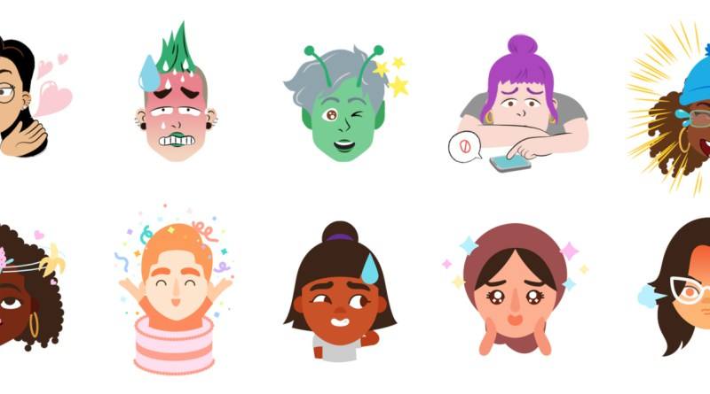 The Gboard for Android App is Now getting Mini Emoji Stickers