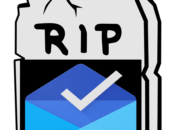 Inbox by Gmail shut down