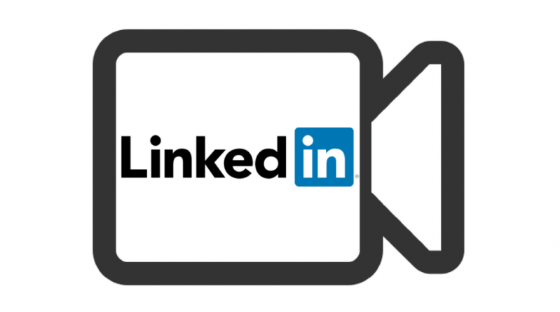 LinkedIn native video call to action