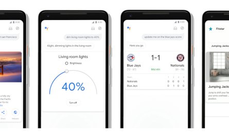 Google Assistant redesign