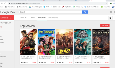 free Google Play movie 4K upgrades
