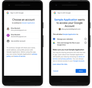 google-permissions-now and future