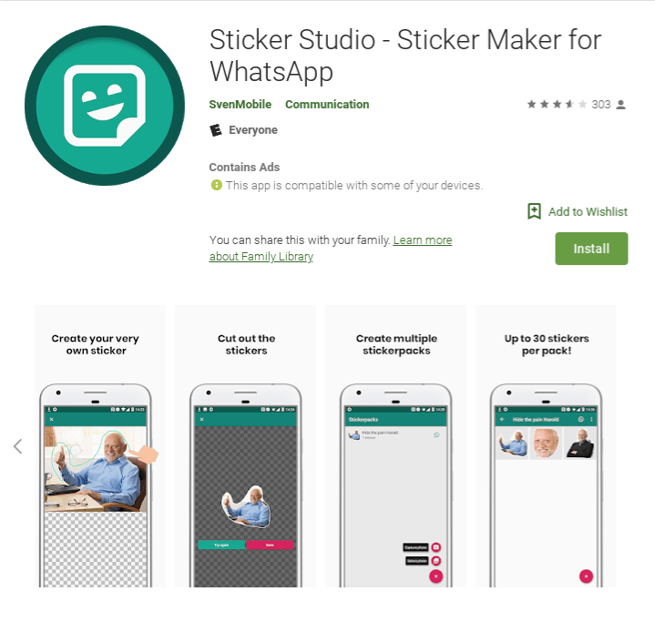Try this New Android App to Make a WhatsApp Sticker Out of ...