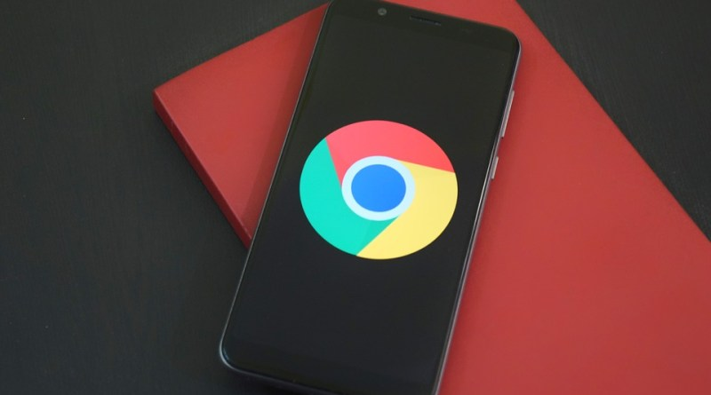Android Google Chrome dark mode