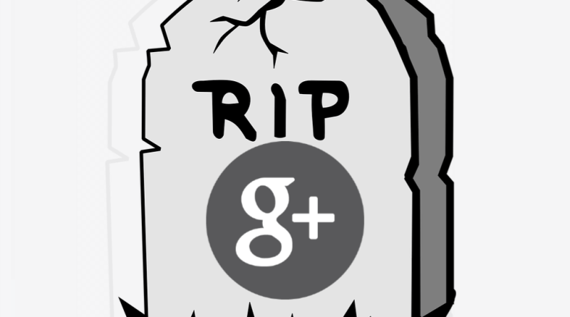 Google Plus outage
