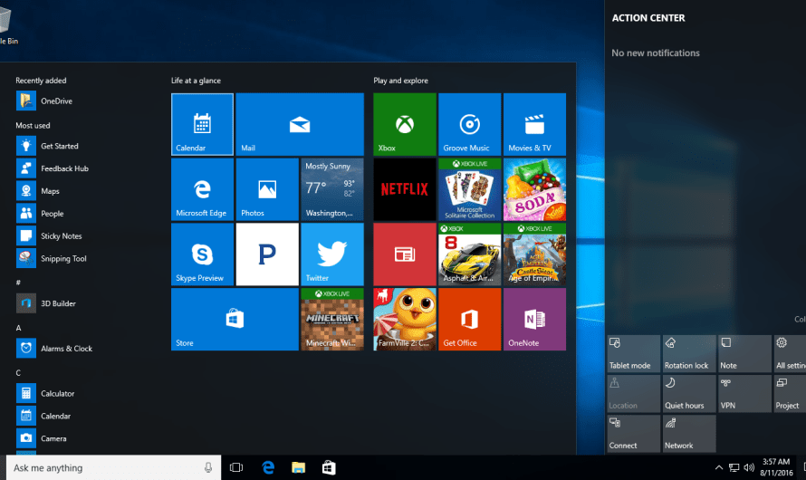Believe it or Not, Windows 10 is Now the Most Popular Operating System in the World, even Beating Windows 7