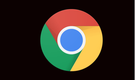 Chrome desktop dark mode
