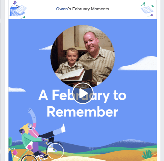 2019 Facebook February Moments Video Rolls Out to Android, iOS, Desktop