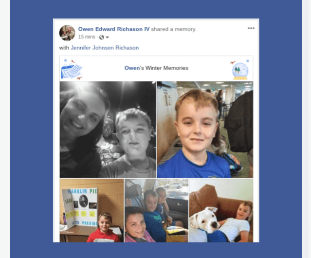 2019 Facebook Winter Memories Roll Out to Android, iOS, and the Web