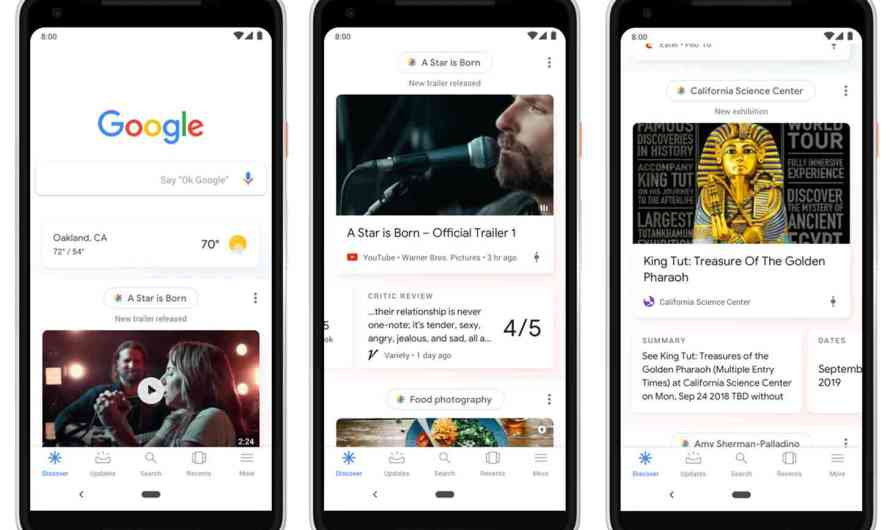 Google is Beginning to Show more Bilingual Skills in Its Discover Feed