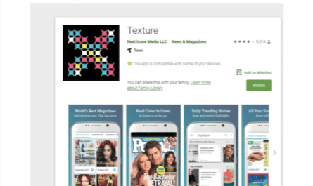 Apple shutting down Texture digital magazine app May 28th 2019