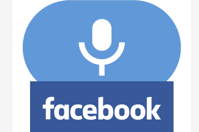 Facebook voice assistant