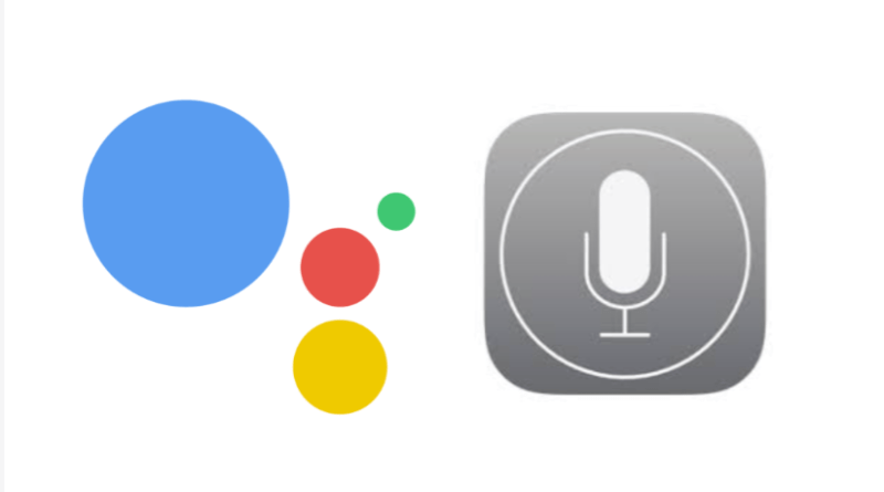 Google Assistant Siri market share