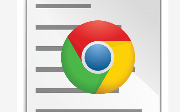 Google Chrome desktop browser reader mode