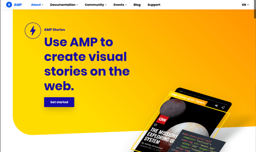 Google is Bringing AMP Stories to Mobile Search