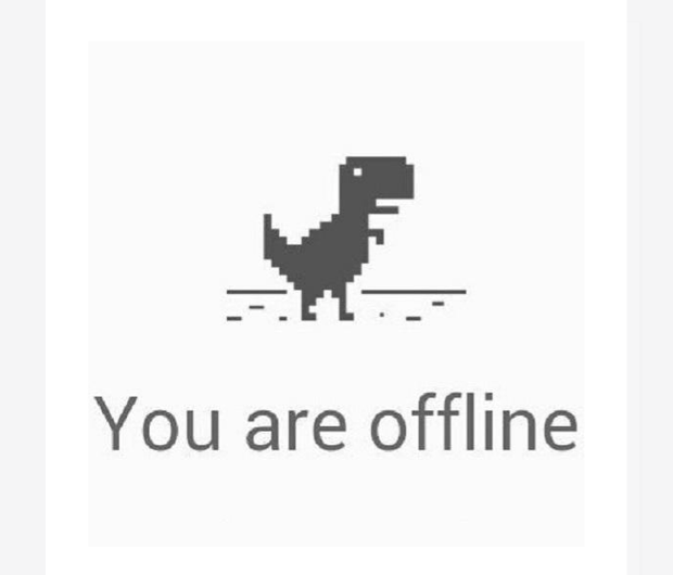 Google Hid a Fun Game in the Google App Resembling Flappy Bird, to Help People Pass the Time when Offline