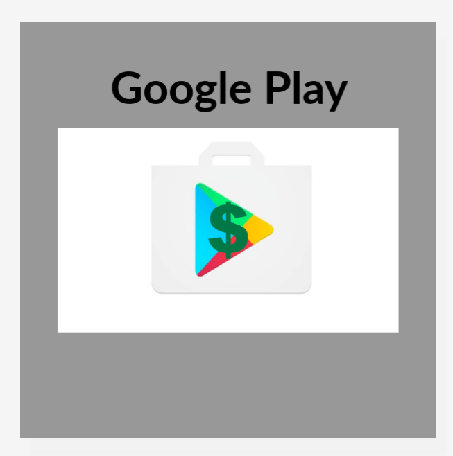 how to set a google play store budget on mobile