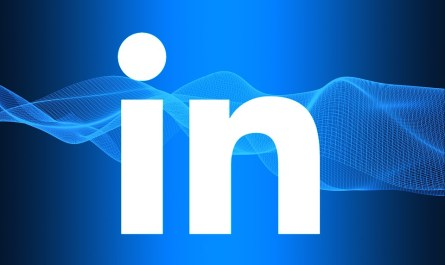 LinkedIn user profile services section