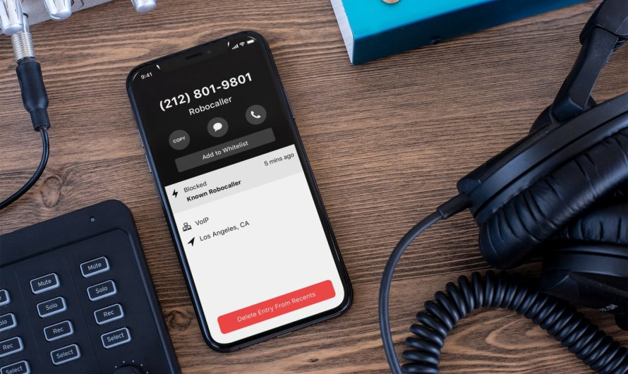 The Makers of a Disposable Phone Number Tool Now Offer a Robocall Blocking App