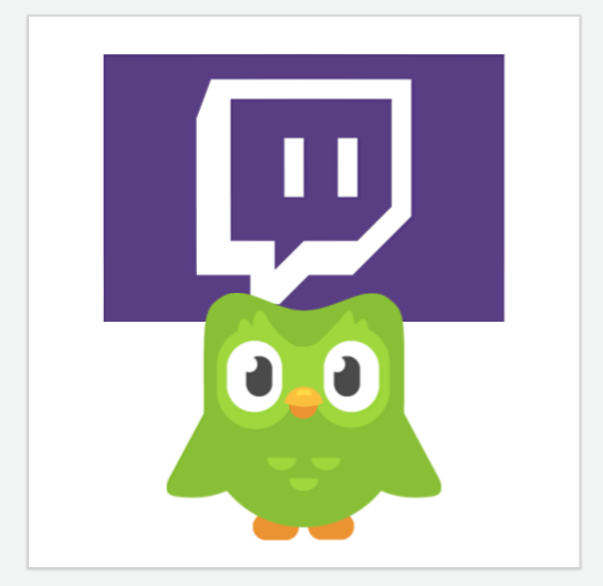 Twitch and Duolingo Team Up to Help People Learn New Languages